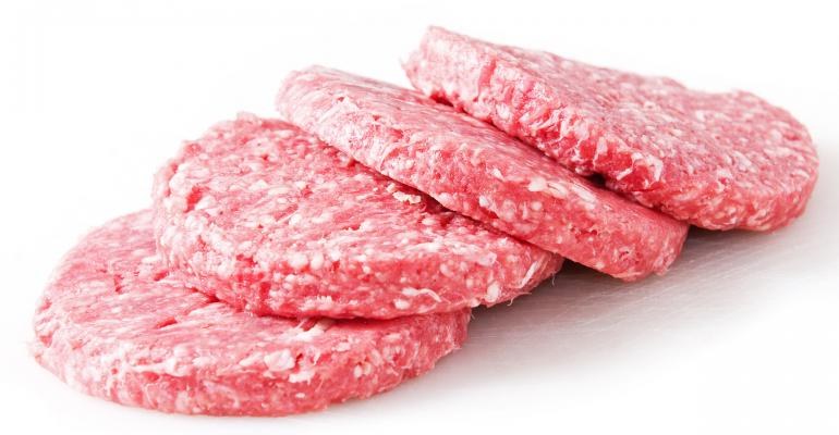 ground beef topping retail sales