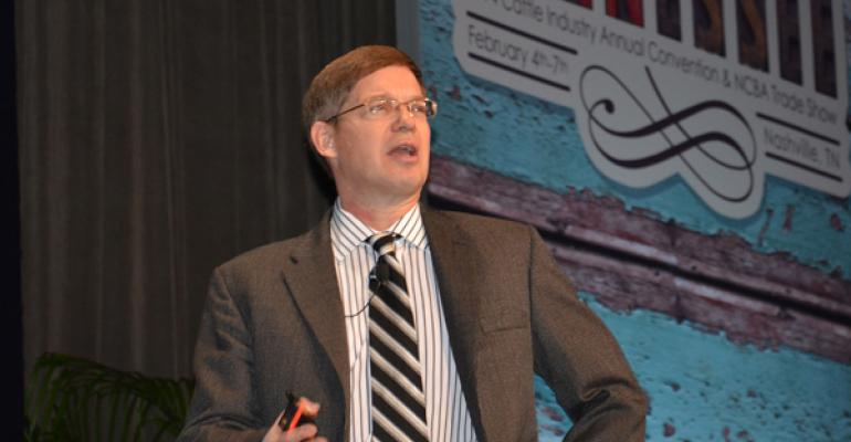 CattleFax Outlook: Better Weather & Higher Prices In 2014