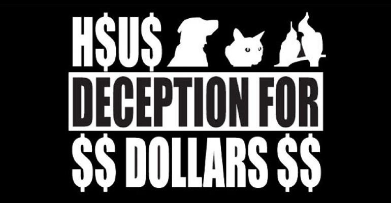 Continue To Spread The Word: HSUS Is A Wolf In Sheep's Clothing