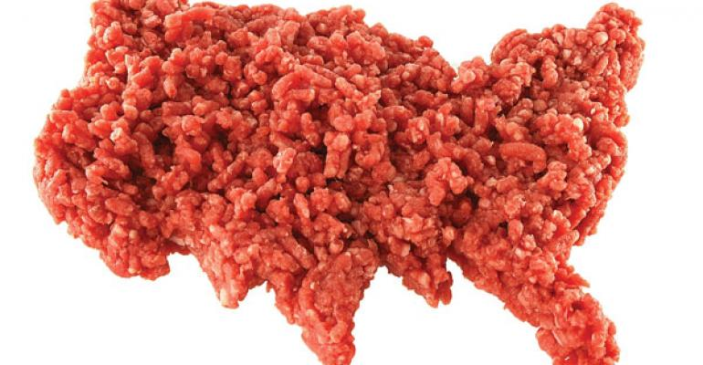 is the us a ground beef nation