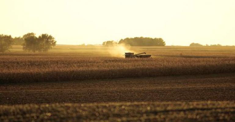 Gleaner combine