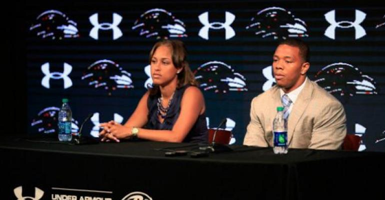 Ray Rice football scandal