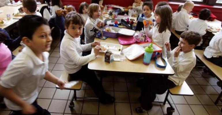 meatless monday in schools