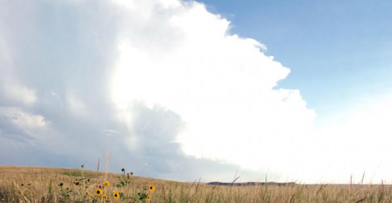 Pasture-Range Conditions Continue Positive