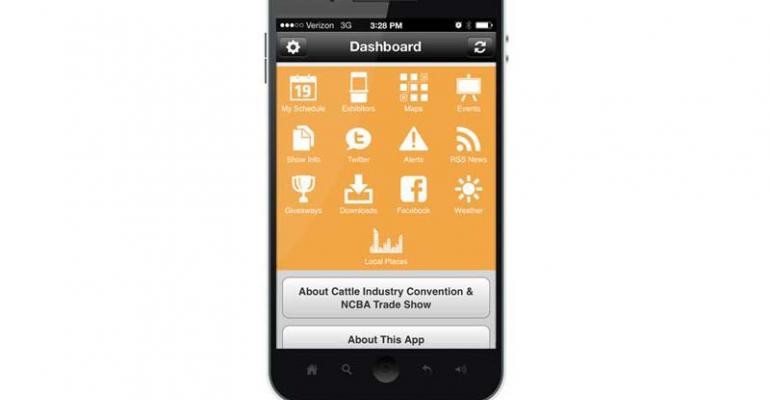 App enhances cattle producers' trip to the San Antonio convention