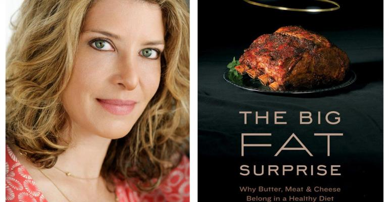 """Q&A: Nutrition author says dietary recommendations are """"shockingly"""" unscientific"""