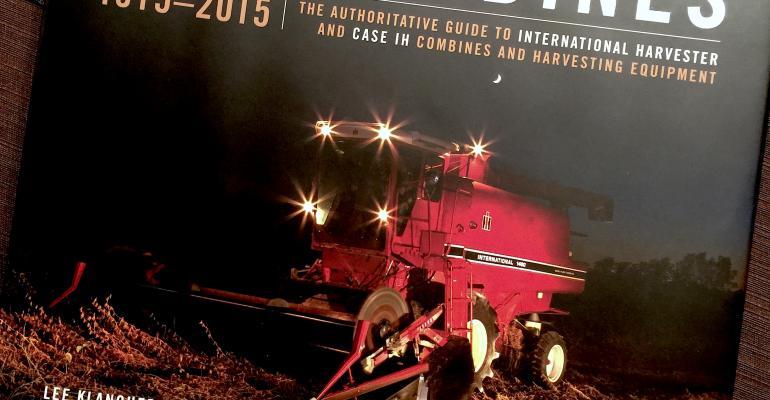 New book captures 100 years of combines