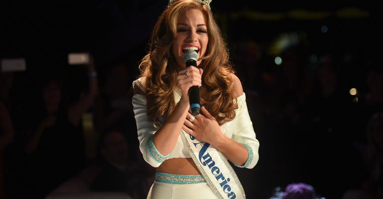 Miss America Betty Cantrell is a farm girl at heart