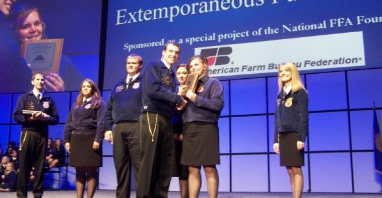 National FFA Week kicks off; What's your favorite FFA memory?