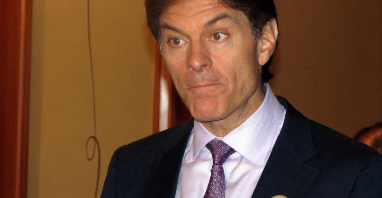 7 ways Dr. Oz is lying to you about red meat