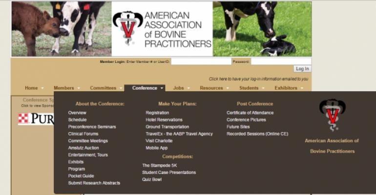 Registration open for bovine practitioners meeting