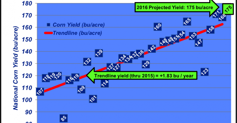 Corn crop guestimates have the trade scratching its collective head