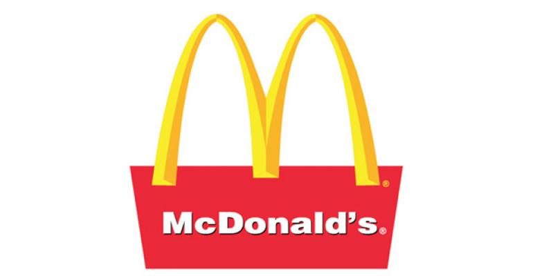 What does McDonald's sustainability pilot mean for beef producers?
