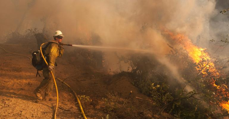 Wildfire concern continues in drought regions