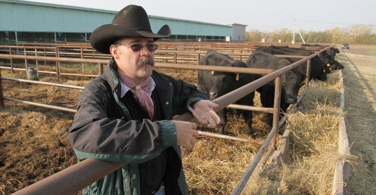 Darrell Stevenson of Hobson Mont dived headfirst into building a successful cattle operation in Russia