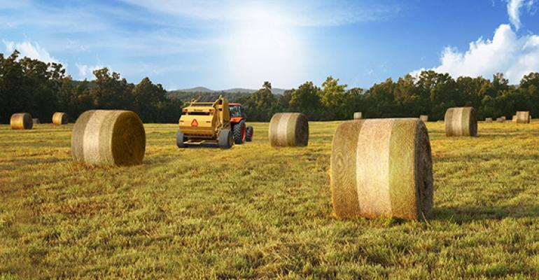 Would you like netwrap, twine or plastic with your bale? | Beef Magazine