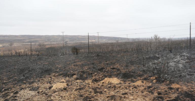 2017 Texas Fires
