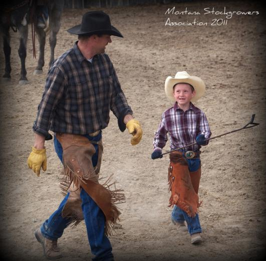 Father And Son by Lauren Chase