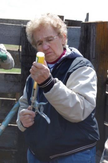 Grandma Genevieve by G Knopik