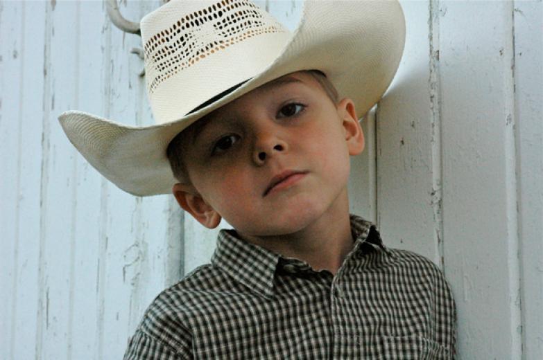 Growing Cowboy by Jenn Carrico