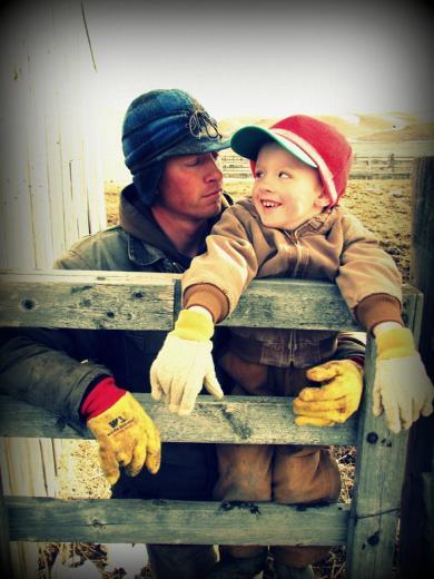 Like Father Like Son by Jennifer Reddig