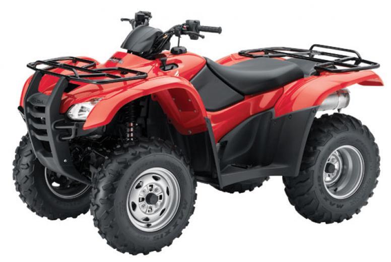 Honda FourTrax Rancher 4x4 ES