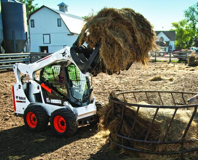 Bobcat® S590 skid-steer loader