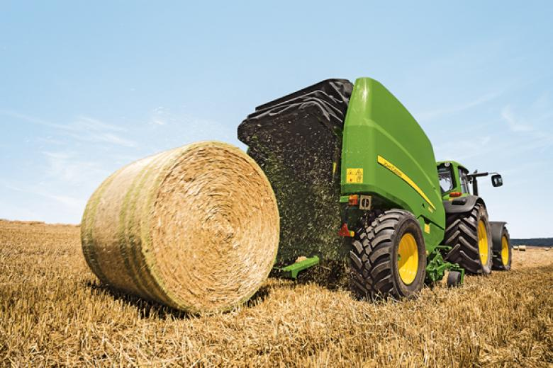 9 new hay-making tools for the 2015 forage season | Beef Magazine
