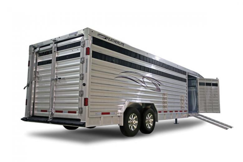 Featherlite expands trailer options