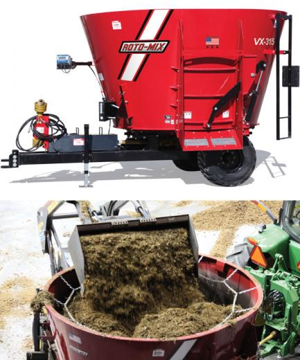 Roto-Mix auger series offers value