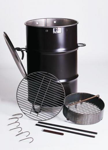 Pit Barrell Cooker