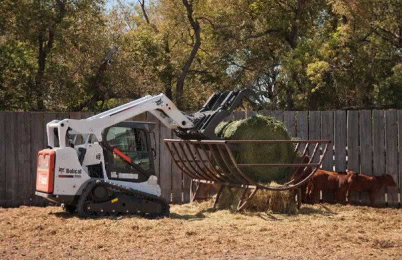 Bobcat launches new mid-sized loaders