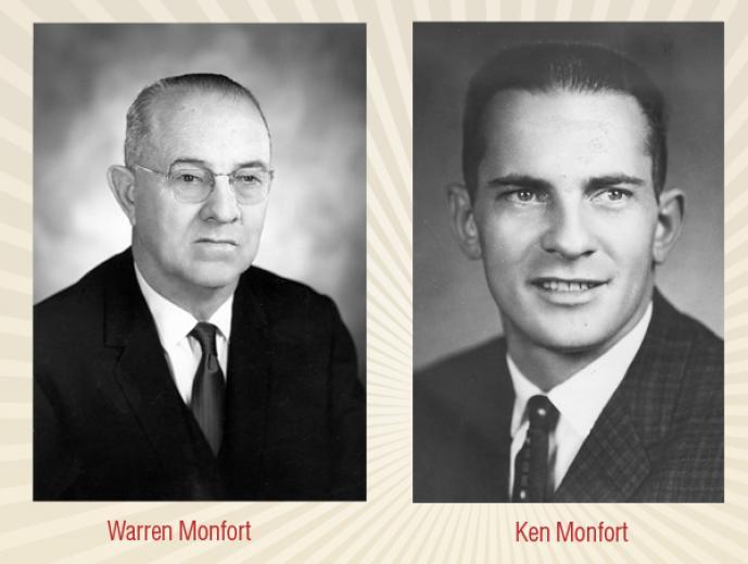 Warren and Ken Monfort