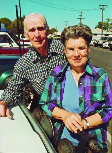 Bud and Eunice Williams