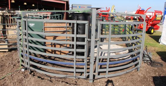 Livestock equipment offerings fresh from factory
