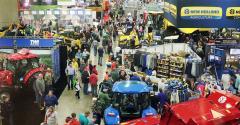 National Farm Machinery Show crowd shot
