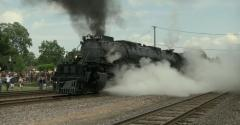 This Week in Agribusiness - Big Boy the antique train