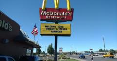 McDonalds in Harney County
