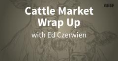Cattle Market Wrap Up with Ed Czerwien