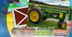 1957 John Deere 520