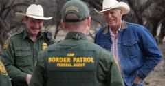 Border Patrol and ranchers discuss illegal immigration