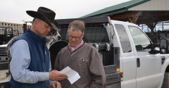 Cuting costs on the ranch