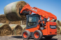 Skid steers in Kubota's SSV Series make debut