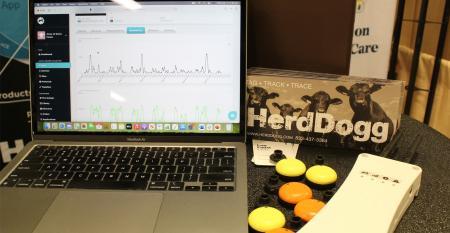 updated version of HerdDogg's popular livestock data collection and analysis platform t