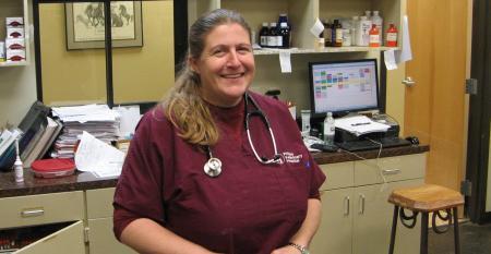 Doctor Helen Phillips