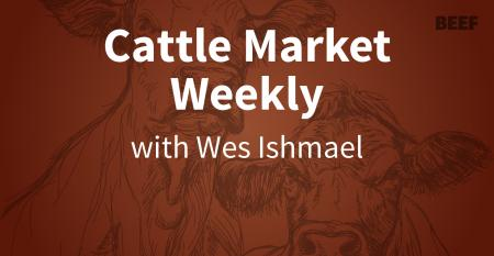 Cattle Market Weekly Audio with Wes Ishmael