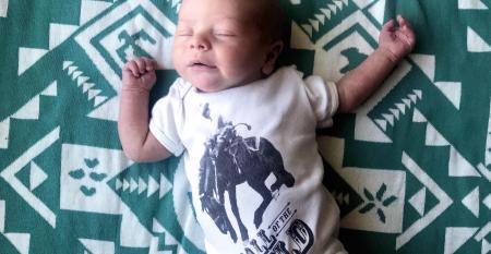 Baby Croix Radke
