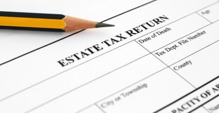 Tax estate form - Getty123741022.jpg