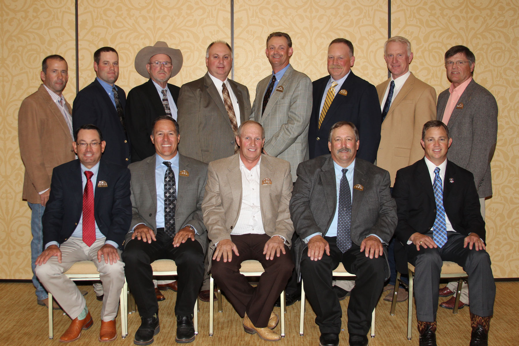 2012 Hereford Association Board of Directors