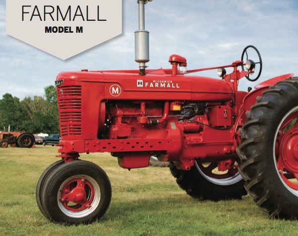 This Was The First Sel Tractor Of Its Kind And Largest Row Crop That International Harvester Made At Time